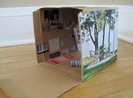 DIY-dollhouse-out-of-a-cardboard-box